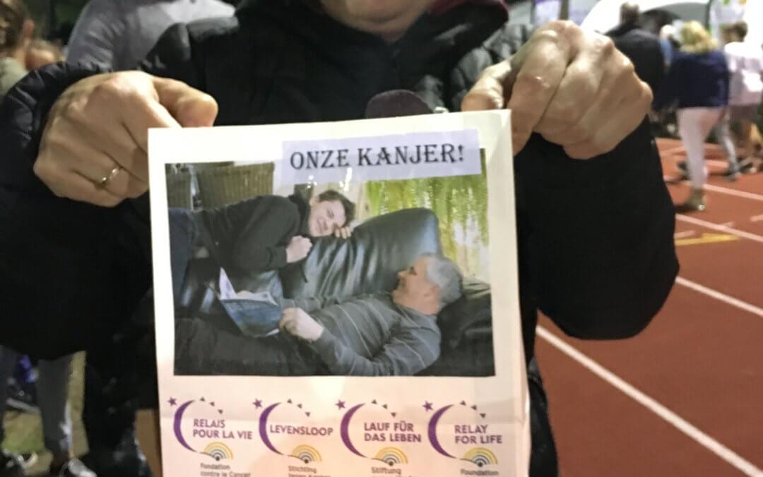 Team Buseloc & Sopletex nam deel aan Levensloop Lommel!