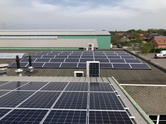 Buseloc produceert haar eigen elektriciteit!